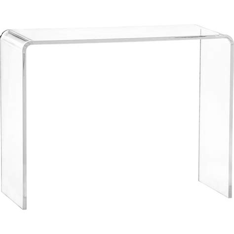 clear acrylic sofa table 25 best ideas about ikea console table on pinterest