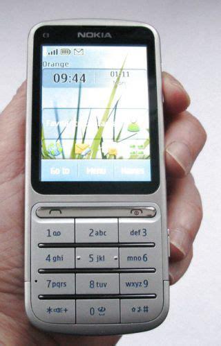Hp Nokia C3 01 Touch And Type nokia c3 01 touch and type review techradar