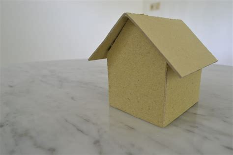 cara membuat rumah rumahan hamster dari kardus tutorial membuat rumah rumahan dari kardus bekas