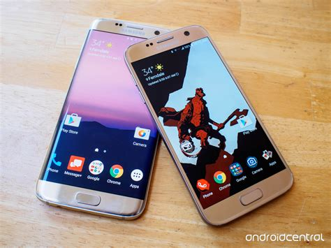 themes samsung edge a deeper look at themes on the galaxy s7 and s7 edge