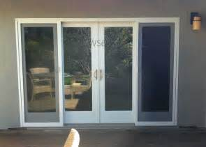 Andersen 400 Series Gliding Patio Door by Replacement Windows Before And After Photos