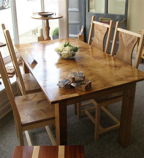 Oak Handmade Furniture - pembrokeshire oak dining table by uniqueworks handmade