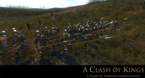mod game of thrones mount and blade warband starks against lannisters image a clash of kings game