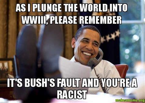 Racist Black Memes - racist obama memes memes