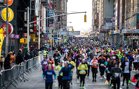 the 50 best half marathons in the u s