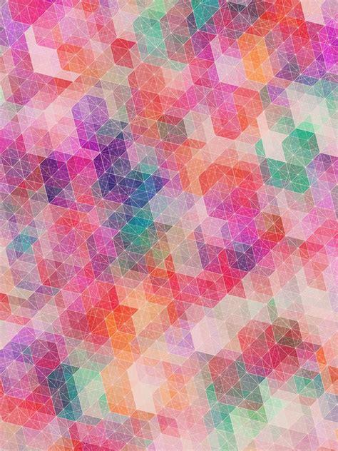 wallpaper free printable doodlecraft free geometric colorblock lines printable