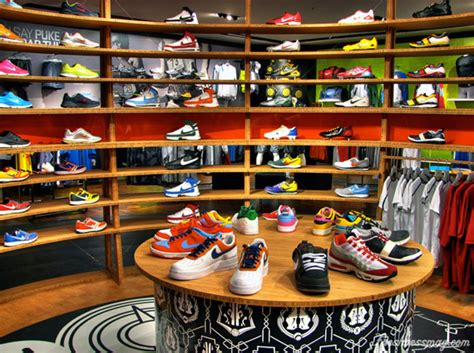 nike store shoes nike id studio concept store westchester mall ny