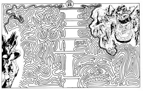 printable batman maze how to draw batman mazes