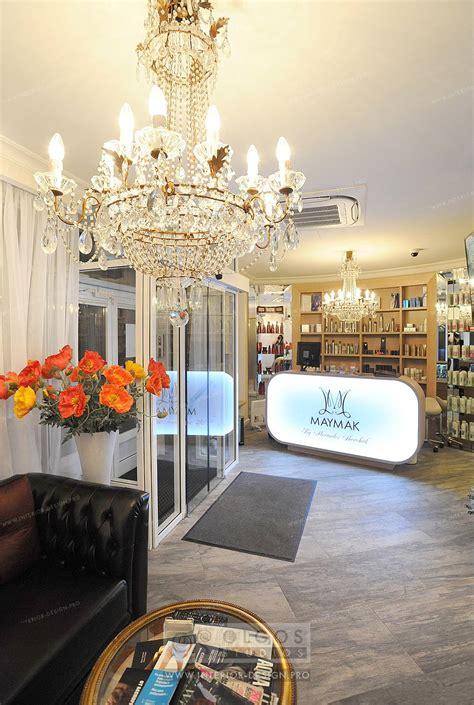 beauty salon interior design      vilnius