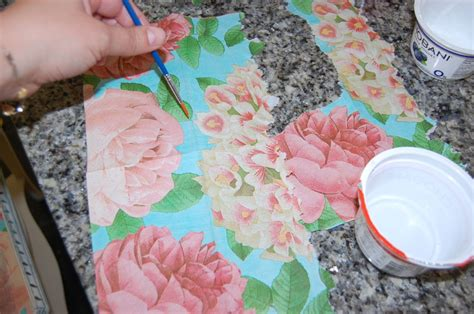 decoupage for outdoors hometalk tips for decoupaging paper napkins onto furniture