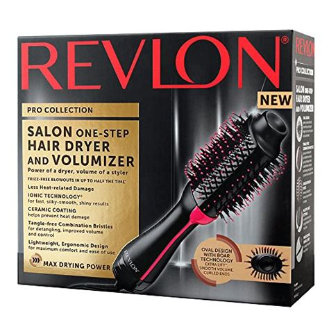 Revlon One Step Hair Dryer And Styler Volumizer hair dryers revlon one step hair dryer and volumizer