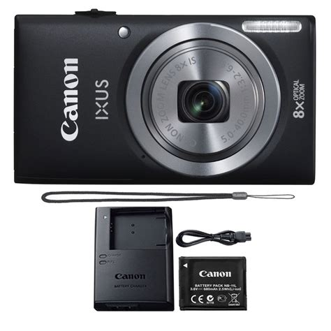 Kamera Canon Ixus 185 20 0 Mp canon ixus 185 elph 180 20mp compact digital