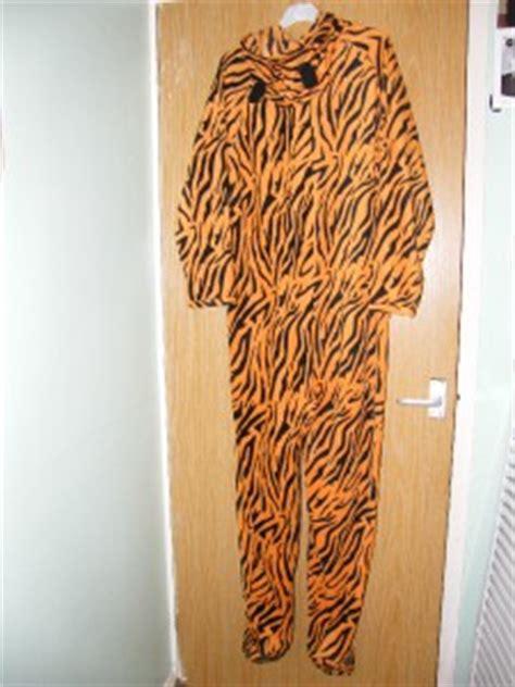 Primsek Tiger primark s tiger onesie all in one sleepsuit s