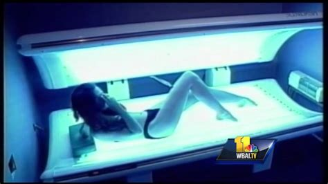tanning bed laws by state health dept recommends changes to tanning bed laws youtube