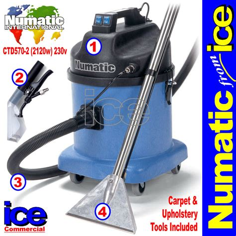 Whats A Upholstery Cleaner by Numatic Ctd570 2 Carpet Upholstery Fabric Vacuum