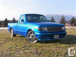 93 Ford Ranger 93 Ford Ranger Mint Armstrong For Sale In Kelowna