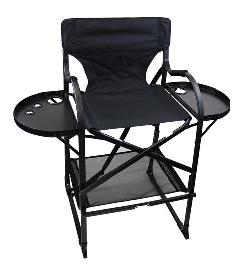 Foldable Makeup Chair by Pacific Import Tuscany Pro Folding Makeup Chair