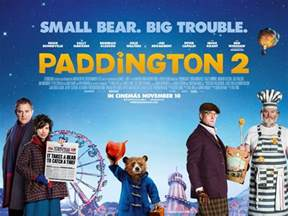 paddington 2 the junior novel books official poster revealed for paul king s paddington 2