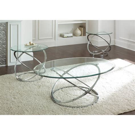 silver and glass coffee table steve silver matrix chrome and glass coffee table
