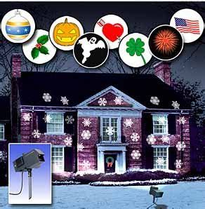 christmas lighting outdoor christmas projector holiday