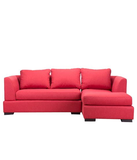2 seater sofa with chaise clarke pearl 2 seater sofa with left side chaise buy