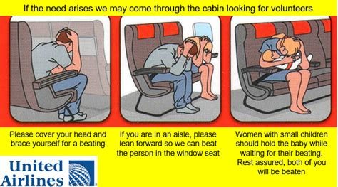 The 12 Funniest Internet Responses To United Airlines