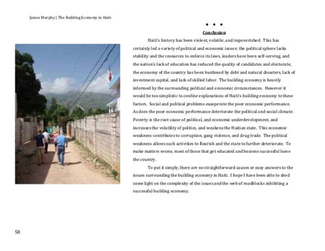Haiti Essay by Driscoll S Reflection Essays 1 30 Anti Essays