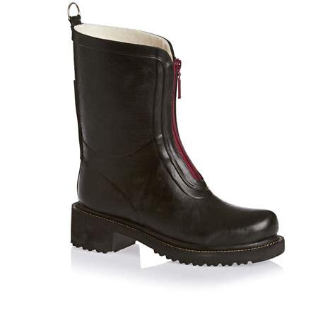 ilse jacobsen shoes ilse jacobsen rub 411 wellington boots black free uk