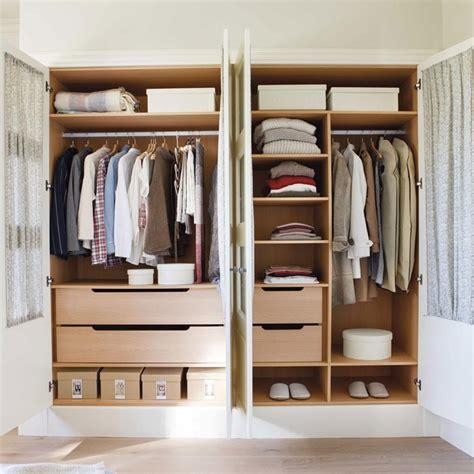 ideas para organizar el armario c 243 mo organizar bien el armario