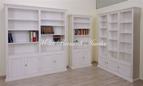 librerie di legno libreria in legno librerie
