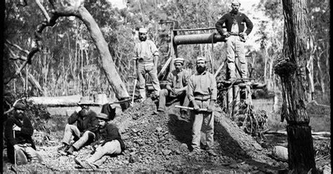 australias gold rush  pictures australian geographic