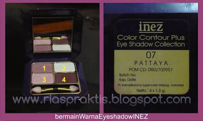 Harga Inez Eyeshadow Pattaya juli 2012 rias praktis