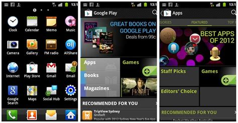 app store app for android android phones australian android devices 2013