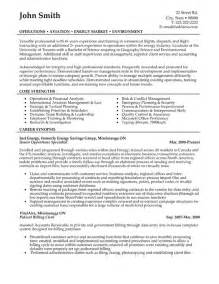 Environmental Protection Specialist Sle Resume by Top Environment Resume Templates Sles