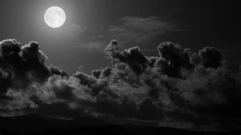 wallpaper satu warna gelap malam langit awan awan