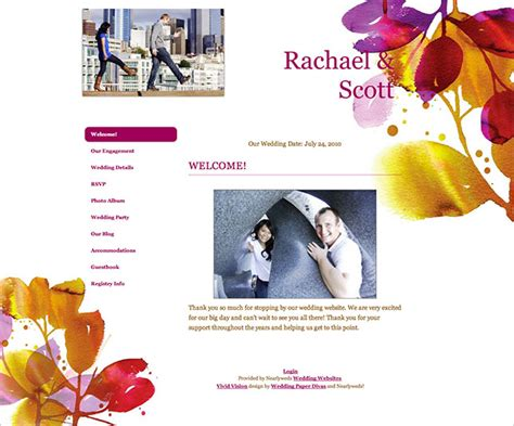 Wedding Paper Divas Free Website by Free Wedding Website W Rsvp Wedding Paper Divas