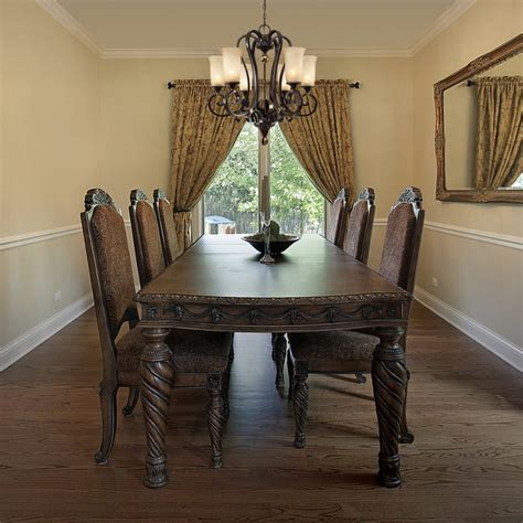 The Houzz Dining Room Houzz Dining Room Lighting Golden Lighting Traditional
