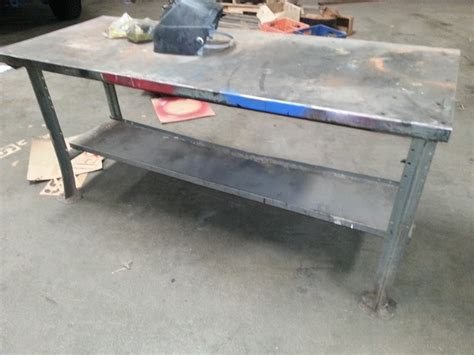 used work bench 20130408 164103 jpg of hevy duty equipto style steel metal
