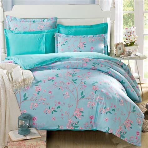 pink floral bedding pink floral bedding set 100 cotton duvet cover queen size
