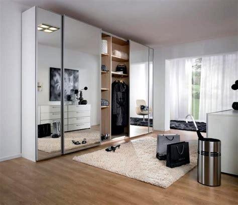 build  wardrobe  mirror illusion  infinite space