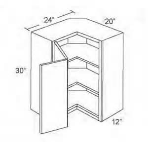 wpc2430 merlot glaze square corner wall cabinet