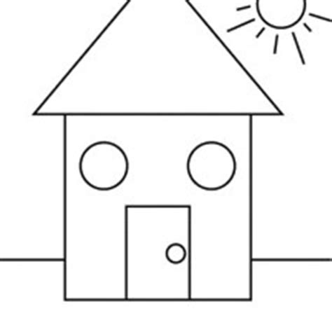shape of house 28 images outline of house clipart best shape house clipart clip art library