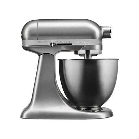 Mixer Mini kitchenaid 174 artisan mini stand mixer williams sonoma