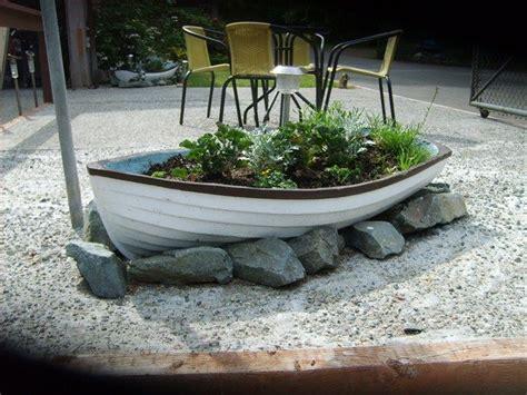 boat planters quadra island bc image great outdoors