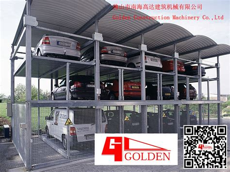 Closest Petrol Garage by Three Deck Sideways Moving And Lifting Type Car Parking