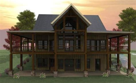 ranch house plans with walkout basement beautiful ranch house plans with walkout basement 9893 beautiful