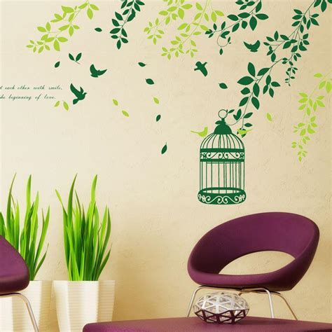 Stickers For Rooms Decoration by 5 Types Of Wall Stickers To Beautify The Room