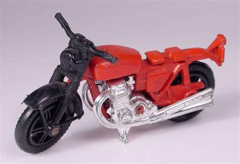 Hotwheels Dan Matchbox Motorcycle mb018 hondarora
