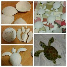 maquetas de tortugas con botella 1000 images about creaciones on pinterest navidad
