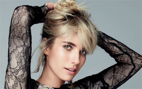 16 emma roberts wallpapers high quality resolution download